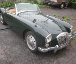 FOR SALE: 1962 MG MGA MK II IN STRATFORD, CONNECTICUT