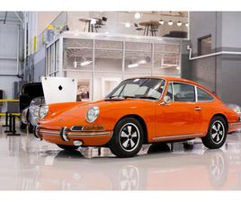 FOR SALE: 1968 PORSCHE 912 IN CHARLOTTE, NORTH CAROLINA