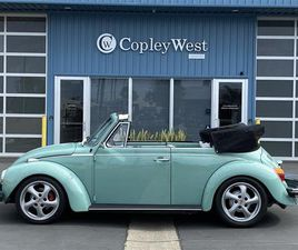 FOR SALE: 1979 VOLKSWAGEN SUPER BEETLE IN NEWPORT BEACH, CALIFORNIA
