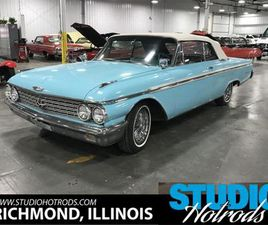 FOR SALE: 1962 FORD GALAXIE IN RICHMOND, ILLINOIS