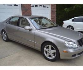 FOR SALE: 2005 MERCEDES-BENZ S500 IN MILFORD, OHIO