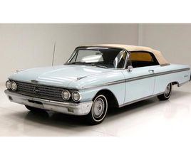 FOR SALE: 1962 FORD GALAXIE IN MORGANTOWN, PENNSYLVANIA