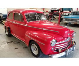 FOR SALE: 1947 FORD HOT ROD IN ELLINGTON, CONNECTICUT