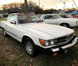 FOR SALE: 1978 MERCEDES-BENZ 450SL IN STRATFORD, NEW JERSEY