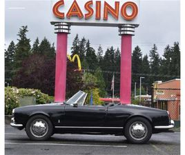 FOR SALE: 1962 ALFA ROMEO GIULIETTA SPIDER IN ASTORIA, NEW YORK