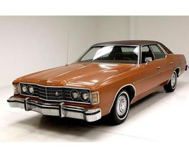 FOR SALE: 1974 FORD GALAXIE IN MORGANTOWN, PENNSYLVANIA