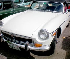 FOR SALE: 1973 MG MGB IN RYE, NEW HAMPSHIRE