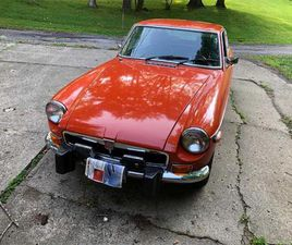 FOR SALE: 1974 MG MGB IN WEST PITTSTON, PENNSYLVANIA