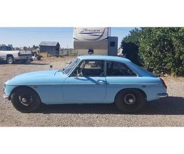 FOR SALE: 1969 MG MGC IN RIGBY, IDAHO
