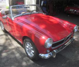 FOR SALE: 1978 MG MIDGET MARK IV IN STRATFORD, CONNECTICUT