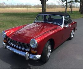 FOR SALE: 1968 AUSTIN-HEALEY SPRITE IN CADILLAC, MICHIGAN