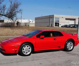 FOR SALE: 1990 LOTUS ESPRIT IN ALSIP, ILLINOIS