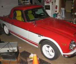 FOR SALE: 1969 DATSUN FAIRLADY IN CADILLAC, MICHIGAN