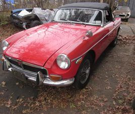 FOR SALE: 1973 MG MGB IN STRATFORD, CONNECTICUT
