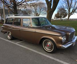 FOR SALE: 1962 STUDEBAKER LARK IN NORTHWEST CHICAGO, ILLINOIS