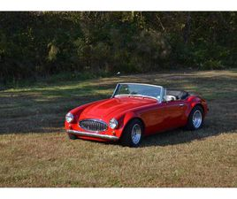 FOR SALE: 1963 AUSTIN-HEALEY SPRITE IN HENDERSON, NORTH CAROLINA