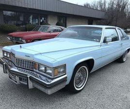 FOR SALE: 1978 CADILLAC COUPE DEVILLE IN STRATFORD, NEW JERSEY