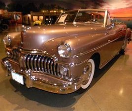 FOR SALE: 1950 DESOTO CUSTOM IN WEST OKOBOJI, IOWA