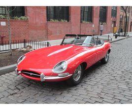 FOR SALE: 1967 JAGUAR XKE IN NEW YORK, NEW YORK
