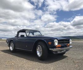 FOR SALE: 1973 TRIUMPH TR6 IN MEDFORD, OREGON