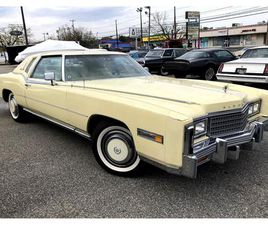 FOR SALE: 1978 CADILLAC ELDORADO BIARRITZ IN STRATFORD, NEW JERSEY