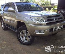 TOYOTA SURF ON QUICK SALE FOR SALE IN VOI
