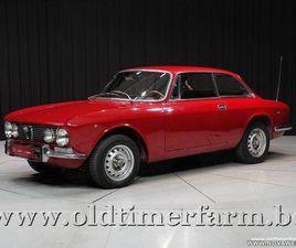 ALFA ROMÉO GT 1600 JUNIOR '74