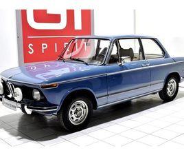 BMW 2002 TI DE 1973 À VENDRE