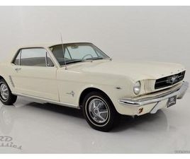 FORD MUSTANG 2D HARDTOP COUPE