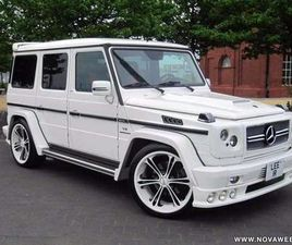 MERCEDES-BENZ G CLASS G55AMG A.R.T TUNING WIDE BODY