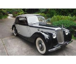 RILEY TYPE RMB DHC LHD