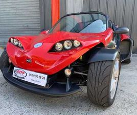 BUGGY SECMA PERFORMANCE F16