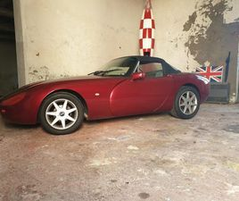 TVR GRIFFITH V8 UIT