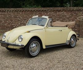 VOLKSWAGEN COCCINELLE CONVERTIBLE LONG-TERM OWNERSHIP