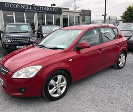 2007 KIA CEED 1.4L PETROL FOR SALE IN DUBLIN FOR €1,999 ON DONEDEAL