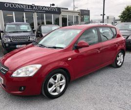 2007 KIA CEED 1.4L PETROL FOR SALE IN DUBLIN FOR €1999 ON DONEDEAL