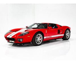 FOR SALE: 2006 FORD GT IN MONTREAL, QUEBEC