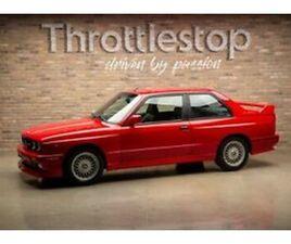 1988 BMW M3 E30 M3 COUPE