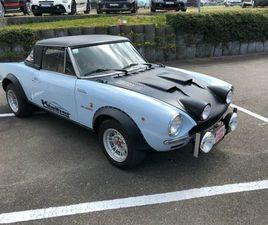 FIAT 124 SPIDER TRIBUTO ABARTH