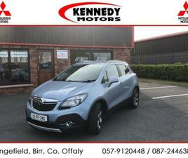 OPEL MOKKA 1.7 CDTI 130PS S/S SE FOR SALE IN OFFALY FOR €8,950 ON DONEDEAL
