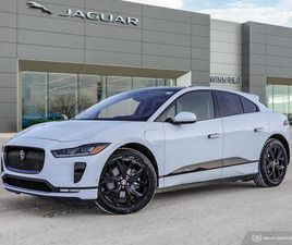 USED 2020 JAGUAR I-PACE SE *ACTIVE COURTESY VEHICLE