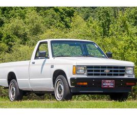 FOR SALE: 1987 CHEVROLET S10 IN ST. LOUIS, MISSOURI