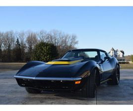 FOR SALE: 1971 CHEVROLET CORVETTE IN WILLIAMSTOWN, NEW JERSEY