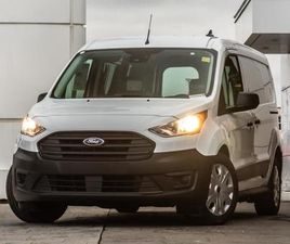USED 2020 FORD TRANSIT CONNECT VAN XL