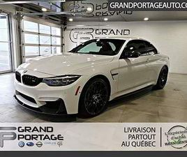 BMW M4 2018 CABRIOLET *ULTIMATE PACKAGE* DCT