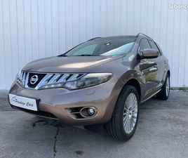 NISSAN MURANO (2) 3.5 V6 256 CV ALL-MODE 4X4 BVA FULL OPTIONS