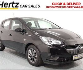 OPEL CORSA 120 YEARS 1.4I 75PS 5DR PRICE PER WEEK FOR SALE IN CORK FOR €12900 ON DONEDEAL