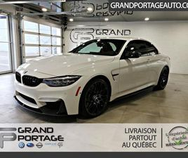 USED 2018 BMW M4 CABRIOLET *ULTIMATE PACKAGE* DCT