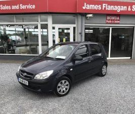 HYUNDAI GETZ 1.1 GSI 5DR FOR SALE IN ROSCOMMON FOR €2995 ON DONEDEAL