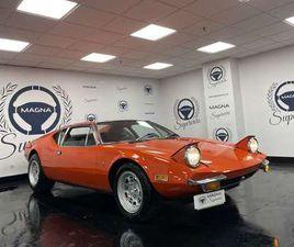 DE TOMASO PANTERA V8 351CV 1971 - VEHICULO DE COLECCIÓN